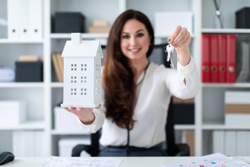 Secrétaire immobilier